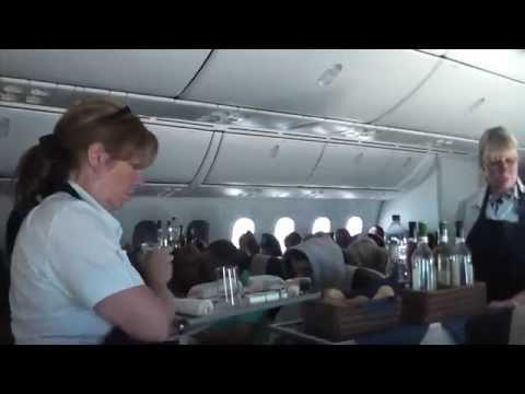 Tui 787 Dreamliner Premium Club flight