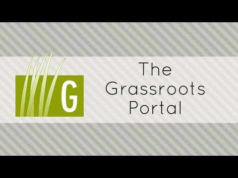 The Grassroots Portal