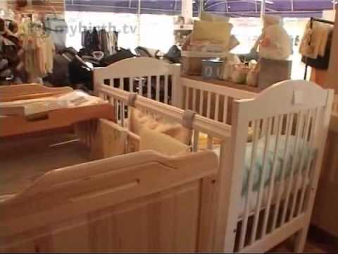 Choosing a cot for your baby