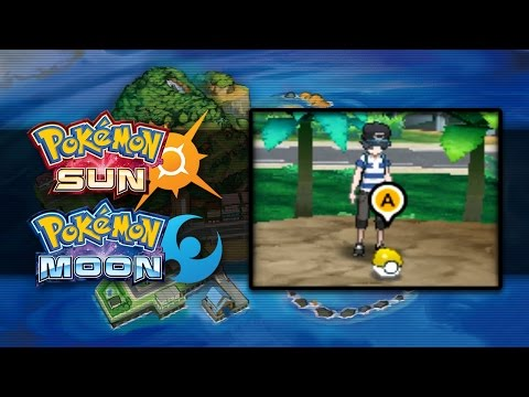 Pokemon Sun and Moon | How To Get Energy Ball (TM53)
