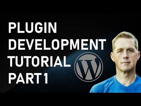 WordPress Plugin Development | How To WordPress Development Tutorial