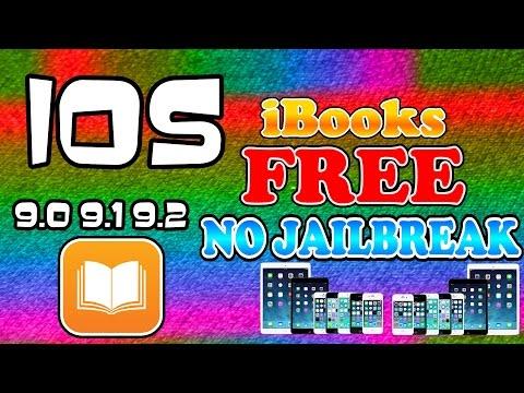 GET iBooks For Free! IOS 9.1-9.2 NO JAILBREAK