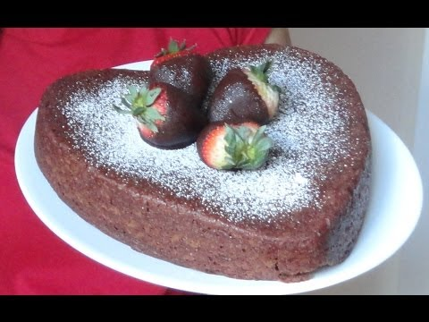Egg free Chocolate cake with ready cake mix - Video Recipe