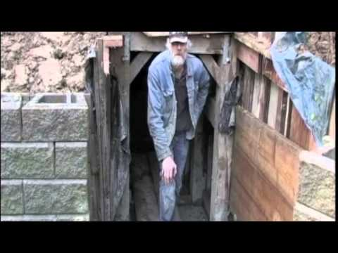 building fallout shelter