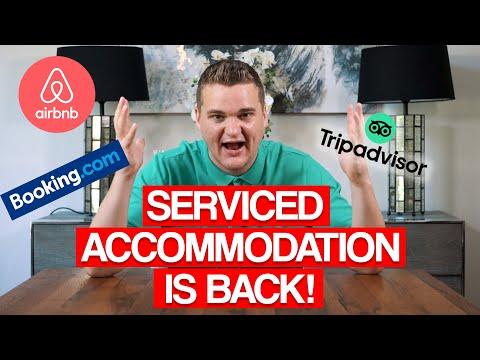 Serviced Accommodation Is Back! | Samuel Leeds
