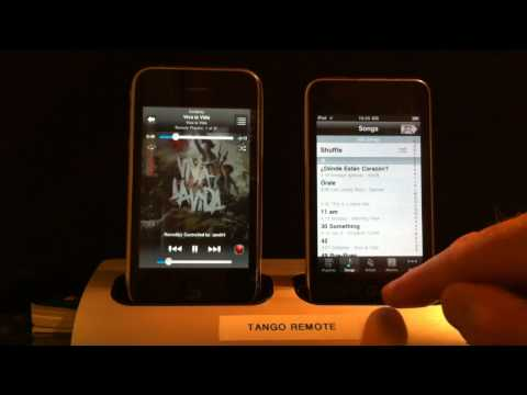 How to remotely control your iPod Music using an iPhone, iPad, or iPod Touch.