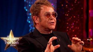 Eminem Sent Elton John a Diamond Encrusted Cock Ring | The Graham Norton Show