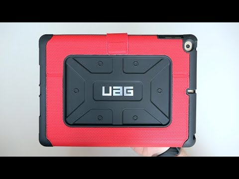Best iPad Case Ever? - UAG Case For The New iPad (2017)