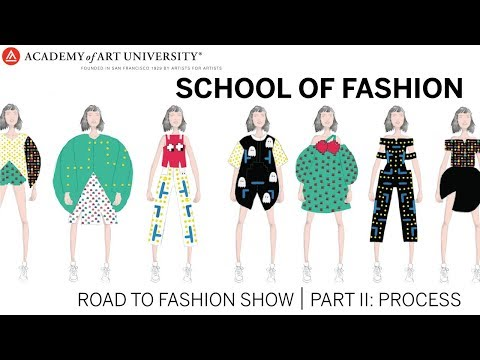 Road to Fashion: PART 2 - PROCESS