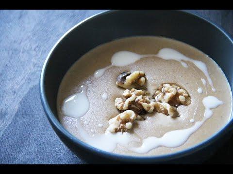 Chinese Walnut Dessert Soup 核桃糊