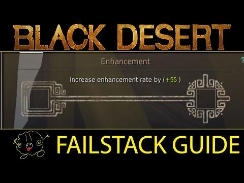 [Black Desert Online] Guide: Failsafe Enchant Stacking