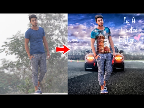 Picsart Heavy Editing like Photoshop |Picsart Photo Manipulation Tutorial | PicsArt Editing Tutorial