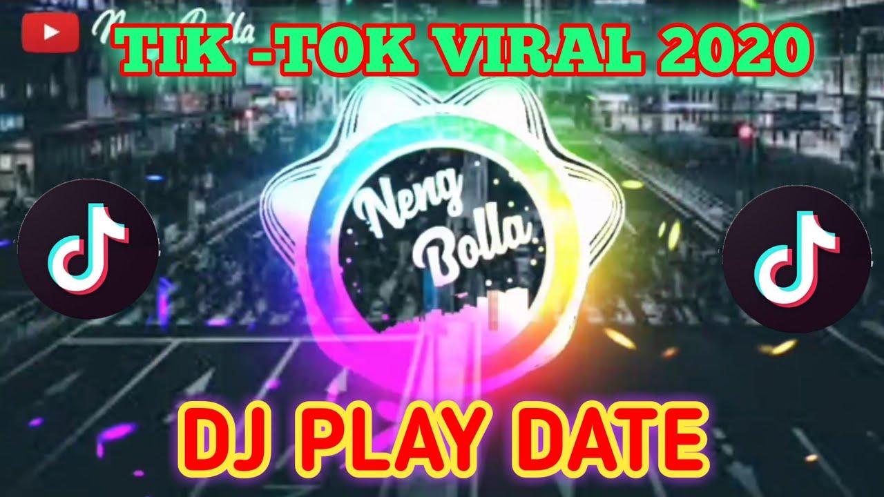 DJ PLAY DATE ANGKLUNG SLOW REMIX FULL BASS ❗ VIRAL TIKTOK