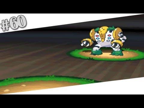 Pokémon Black & White 2 - How To Catch Regigigas!
