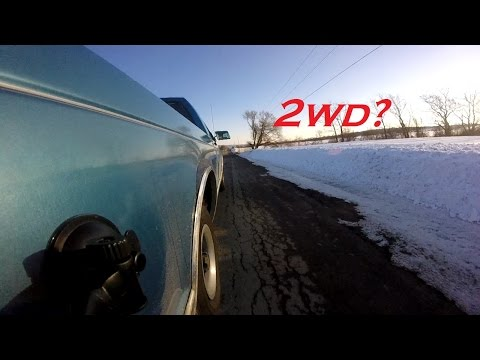 Driving 2wd In The Snow? - Tips and Preparation