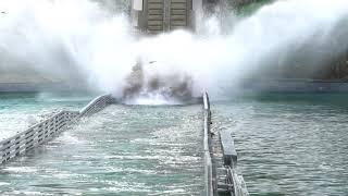 Imagica Theme Park Rides Rajasaurus River