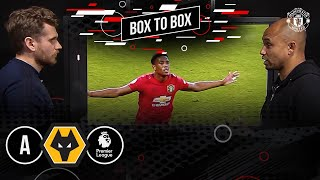 Statman Dave analyses Manchester United's draw with Wolves   Box To Box   Stats & Analysis