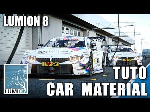 TUTO CAR RENDER - LUMION 8