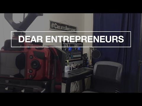 My Greatest Mentors and Thoughts on Mentoring | Dear Entrepreneurs 04