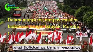 MIMPI ANEH, 5 Pemuda Palestina Ini Bikin KAGET Indonesia, Apa Benar Indonesia Ad