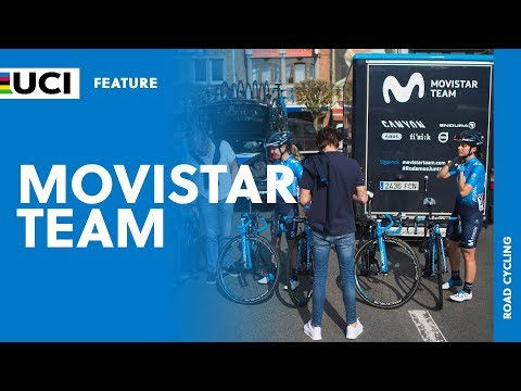 UCI Women's WorldTour - Movistar Team