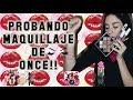 Download  PROBANDO MAQUILLAJE DE ONCE | Melu Barreto MP3,3GP,MP4