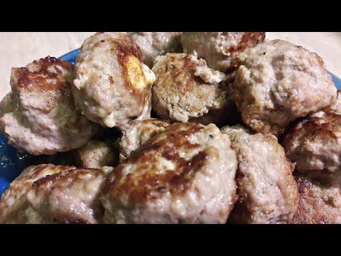 Tasty and Juicy Meatballs
