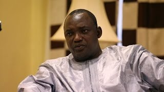 Barrow to be sworn in at Gambia's embassy in Senegal