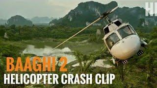 Helicopter Crash Clip | Baaghi 2 | Fox Star Hindi | Tiger Shroff | Disha Patani