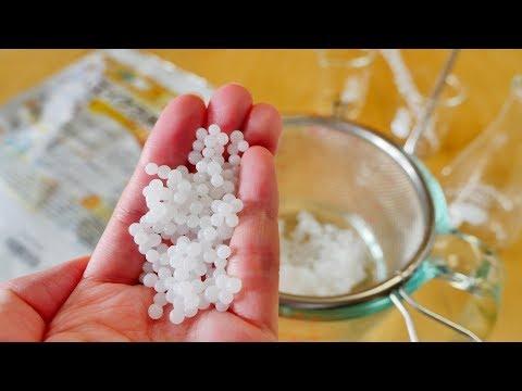 人工いくら実験セット Experiment Set: White Popping Boba ( Edible ) Ooho!