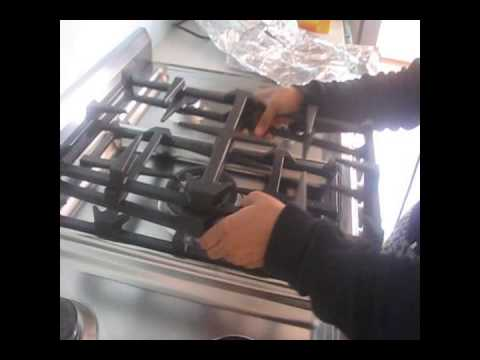 HOW TO- keep your stove clean.