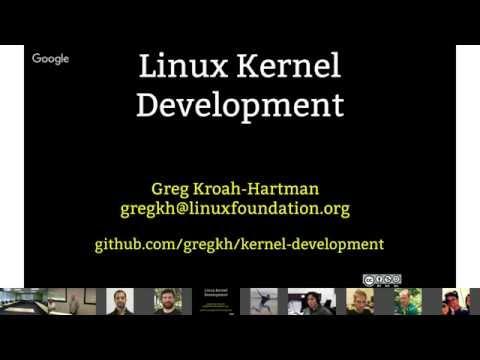 Linux Kernel Development - Greg Kroah-Hartman