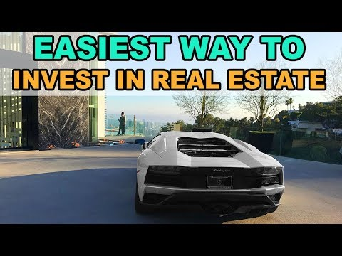 The EASIEST way to Invest in Real Estate