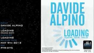 Davide Alpino - Loading (Radio Edit)