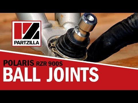 Polaris RZR Ball Joint Replacement | 2015 RZR 900S  | Partzilla.com