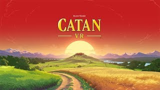Catan VR  |  Oculus Rift + Gear VR  |  Coming Soon to Oculus Go
