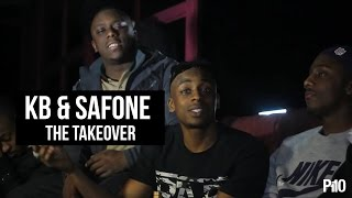 P110 - Safone Ft. KB (3rd Side) - The Takeover #SafDoneDis [Hood Video]