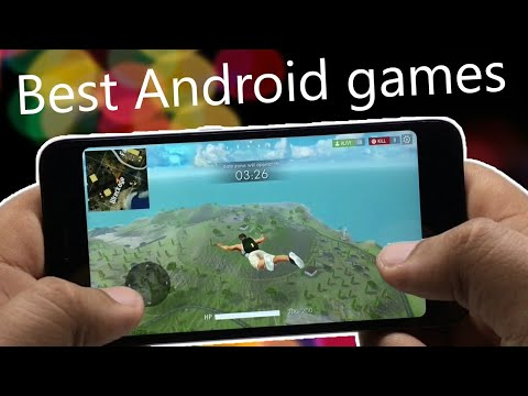 Top 5 Best Games Android 2018 (hindi)