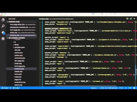Converting HTML Templates into WordPress Themes Part 2