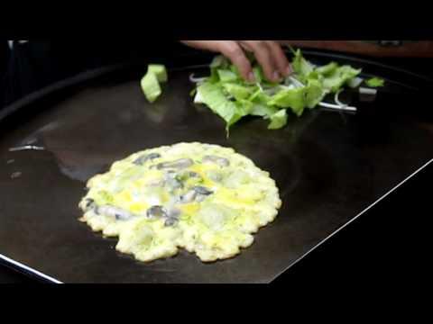Oyster Pancake @ Night Market