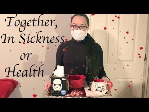 CARING FOR SICK BOYFRIEND | (QUARANTINE)