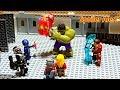 """LEGO Avengers Endgame #13 """"Mission Complete"""" / endgame gauntlet scenes"""