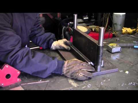 How to Build a Press Brake