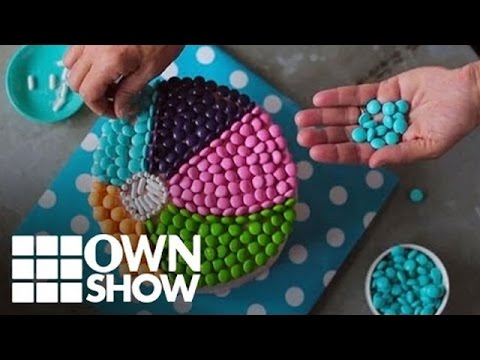 Simple Ways to Decorate Your Cakes with Candy | #OWNSHOW | Oprah Online