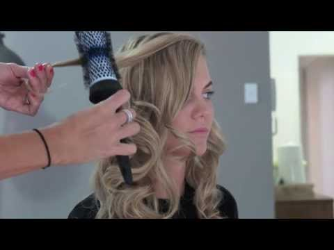 Learn how to get gorgeous curls like Blake Lively using the Secret Curl silicone rollers