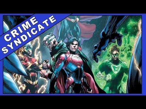 Xxx Mp4 Crime Syndicate Returns Superman 9 3gp Sex