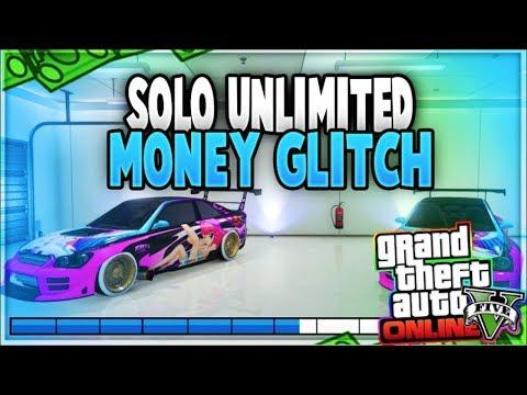 💰GTA 5 SOLO GELD GLITCH - *OHNE BUNKER* SOLO CAR DUPLICATION GLITCH (GTA V Money Glitch 1.43)