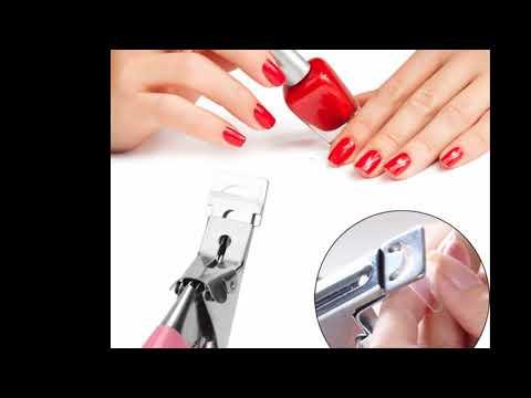 False Nail Art Tip Cutter Clipper Salon Remover Manicure UV Gel Acrylic Tool