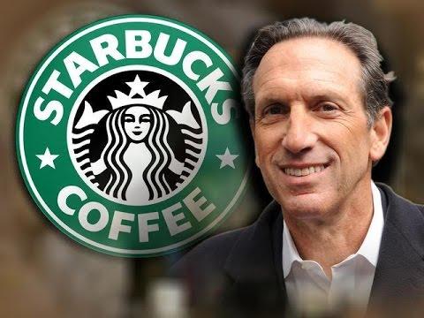 Starbucks - Leadership & Culture (5 Ways of Being)