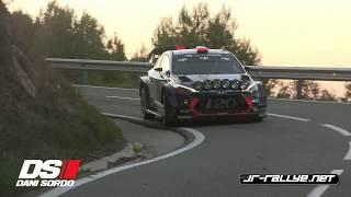 Dani Sordo WRC Rallye RACC Catalunya 2017 | JR-Rallye [HD]